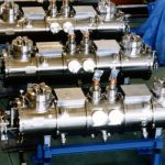 Superconductivity accelerator by the technology of niobium electrolysis grinding