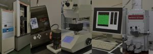 More than 38 kinds of testing equipment to effectiveness measuring and its verifying of surface finishing