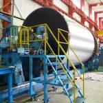 超大型製膜ドラム(超大型製膜ロール)