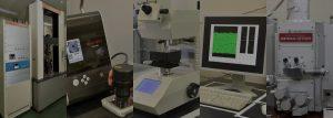 表面処理の効果測定・検証を実現する38種類以上の検査装置