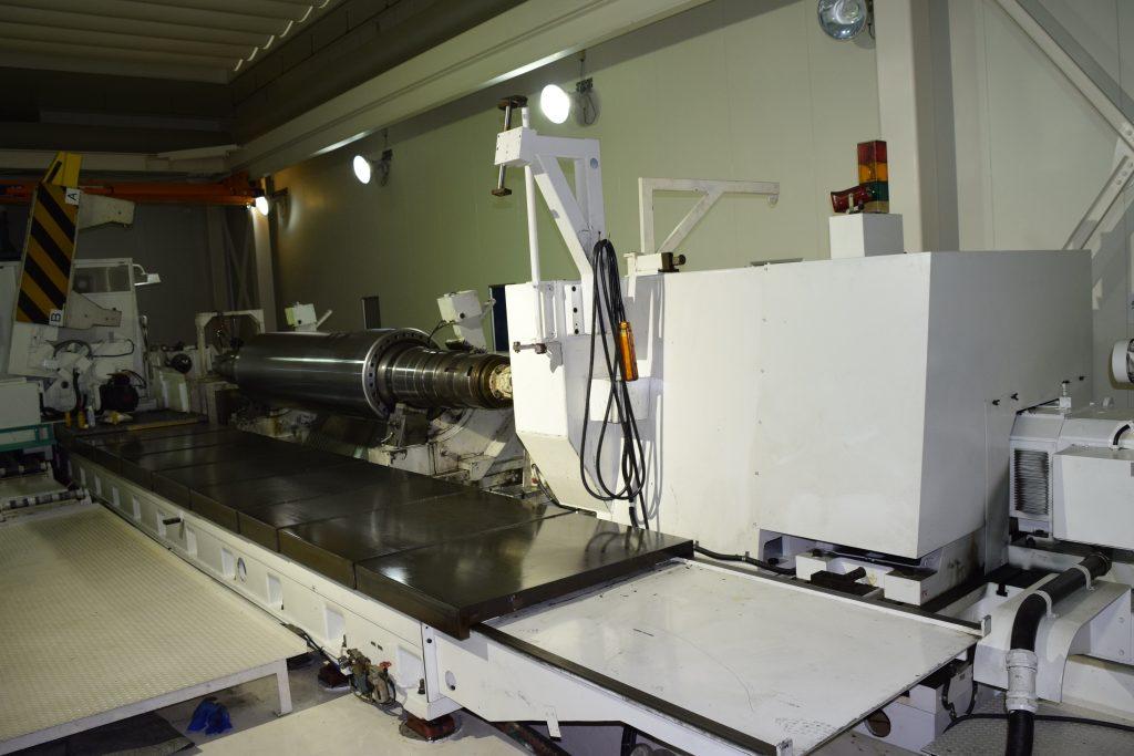 φ1,400、全長8,000mmまで対応
