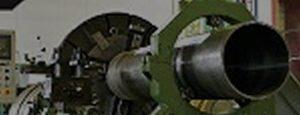 高精度特殊内径ボーリング装置