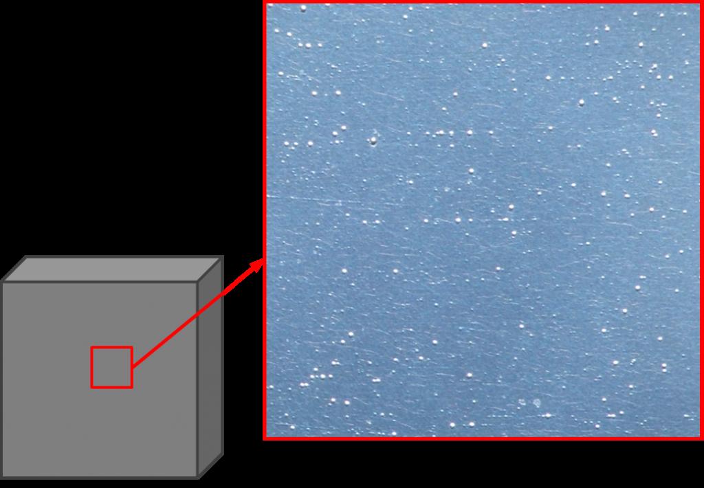 タフクロム/Fe塩水噴霧前