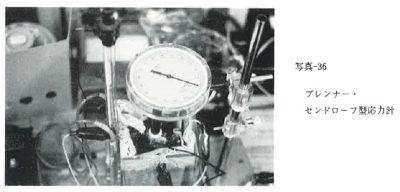 ブレンナーセンドローフ型応力計