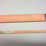 ニオブ材(難めっき材)への銅めっき処理